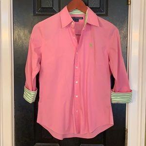 Preppy Pink Ralph Lauren size 6
